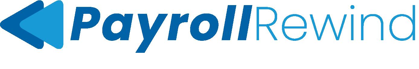 PayrollRewind LOGO