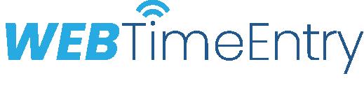 WebTimeEntry Logo