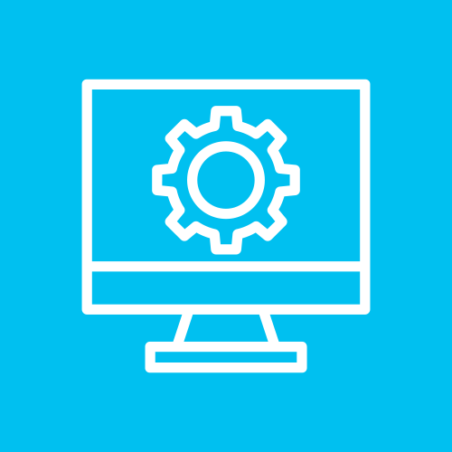Software Implementation Icon