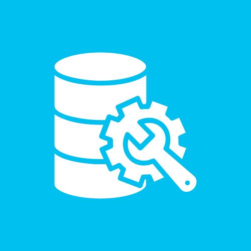 sql database admin icon