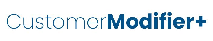 customermodifier+